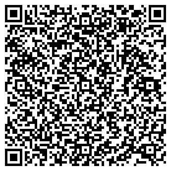 QR-код с контактной информацией организации КОЛЛЕДЖ БИЗНЕСА АКСЕНОВА