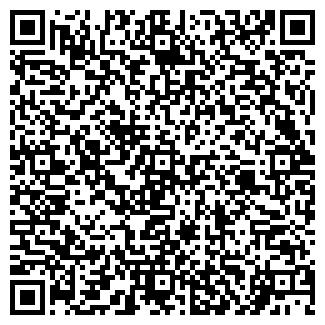 QR-код с контактной информацией организации MALEV