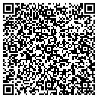QR-код с контактной информацией организации АВТОБАЗА № 1 АООТ