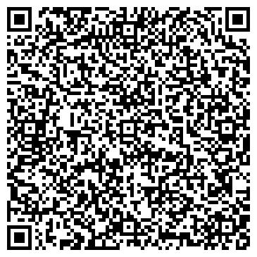 QR-код с контактной информацией организации АВТОПРЕДПРИЯТИЕ УПРАВЛЕНИЯ ЗДРАВООХРАНЕНИЯ