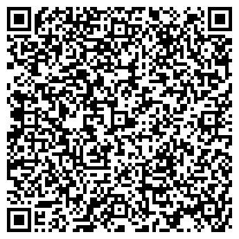 QR-код с контактной информацией организации МЕЖДУНАРОДНЫЕ ПЕРЕВОЗКИ, ООО