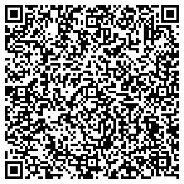 QR-код с контактной информацией организации ОБЛИК, ПАРИКМАХЕРСКАЯ, ФИЛИАЛ ООО ИВИС