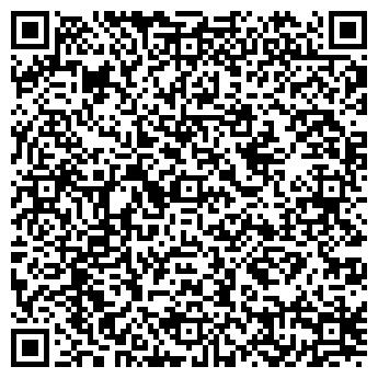 QR-код с контактной информацией организации Типография «Планета»