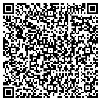 QR-код с контактной информацией организации АВВ