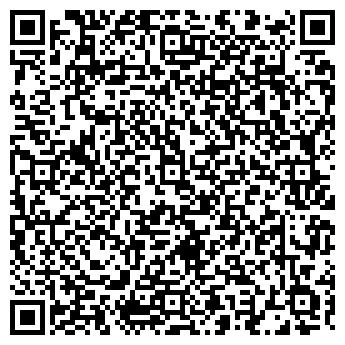 QR-код с контактной информацией организации МАНУАЛЬНАЯ ТЕРАПИЯ
