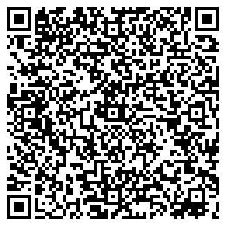 QR-код с контактной информацией организации МЕДЭТ, ООО