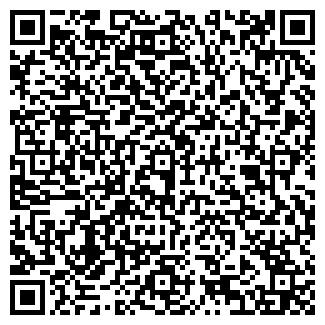QR-код с контактной информацией организации МУ ЗАБОТА