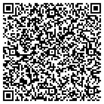 QR-код с контактной информацией организации LASER DENT
