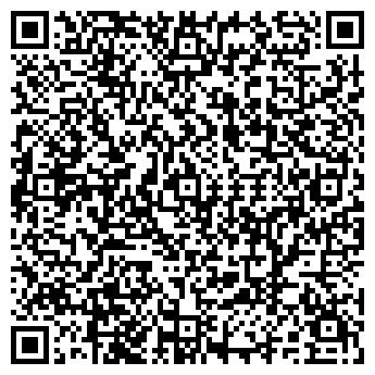 QR-код с контактной информацией организации ИНДУСТАР КООПЕРАТИВ