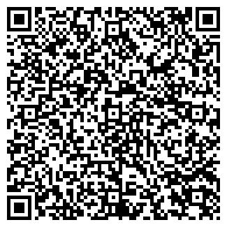 QR-код с контактной информацией организации ИНТЕРФИБ, ООО