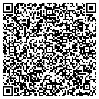 QR-код с контактной информацией организации № 1 ТЭЦ АООТ КУРСКЭНЕРГО