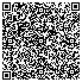 QR-код с контактной информацией организации ХЛЕБНЫЙ МАГАЗИН № 128, ООО