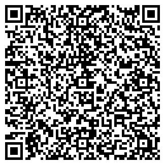 QR-код с контактной информацией организации МК СЕВА, ООО