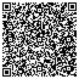 QR-код с контактной информацией организации ООО ЦЕНЗ