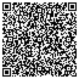 QR-код с контактной информацией организации КОНКУР, ООО