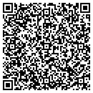 QR-код с контактной информацией организации САЖЕНЕЦ ЗАО