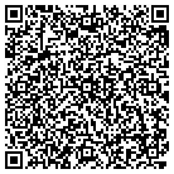 QR-код с контактной информацией организации ТИПОГРАФИЯ ХОЗО УВД