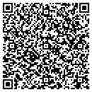 QR-код с контактной информацией организации ООО ТАТОС