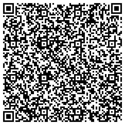 QR-код с контактной информацией организации ГУЗ  «Воронежское бюро судебно-медицинской экспертизы»
