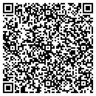 QR-код с контактной информацией организации НАСТЯ