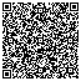 QR-код с контактной информацией организации ПИНК СТАР