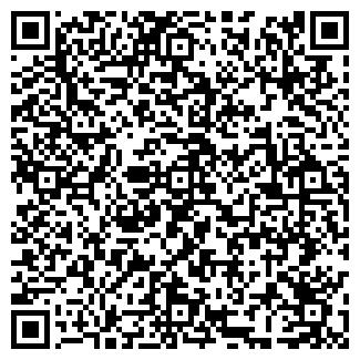 QR-код с контактной информацией организации КНИЖНЫЙ КЛУБ 36,6