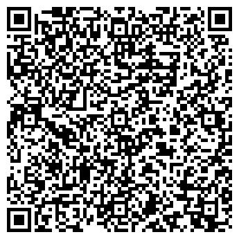 QR-код с контактной информацией организации КНИЖНЫЙ КЛУБ 36.6, ООО