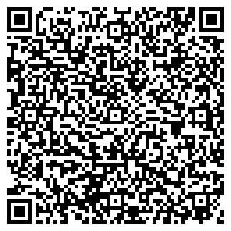 QR-код с контактной информацией организации СЕМЬ ЛУЧЕЙ