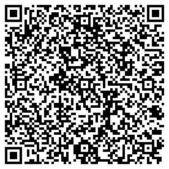 QR-код с контактной информацией организации ООО АДАПУС