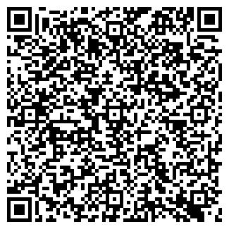 QR-код с контактной информацией организации АТЛАНТ-Л