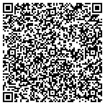 QR-код с контактной информацией организации ПРОИЗВОДСТВЕННАЯ БАЗА ООО ИНТЕРЬЕР-СЕРВИС