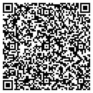 QR-код с контактной информацией организации ФАНЕРА