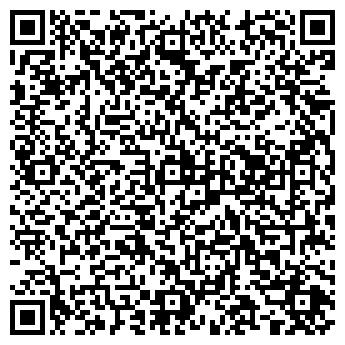 QR-код с контактной информацией организации ОКОННЫЙ КЛУБ, ЧП