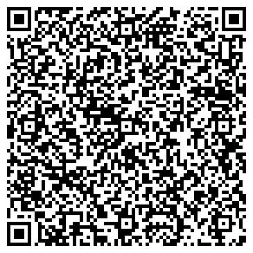 QR-код с контактной информацией организации МАКАРЬЕВСКАЯ ЦЕНТРАЛЬНАЯ РАЙОННАЯ БОЛЬНИЦА