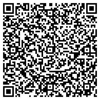 QR-код с контактной информацией организации АЛЮМА, ООО