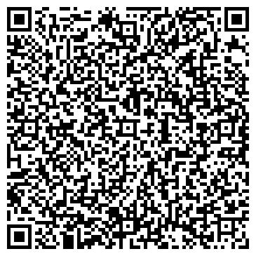 QR-код с контактной информацией организации ОАО ПРИО-ВНЕШТОРГБАНК