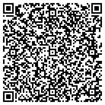 QR-код с контактной информацией организации МАГАЗИН ЯНТАРЬ
