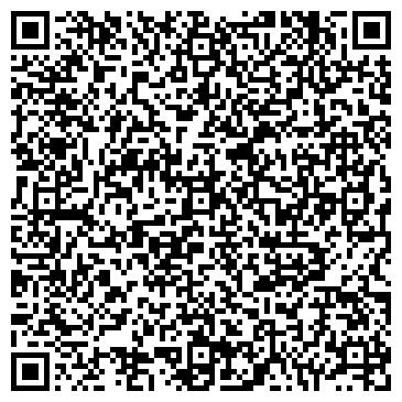 QR-код с контактной информацией организации Практичные окна & потолки