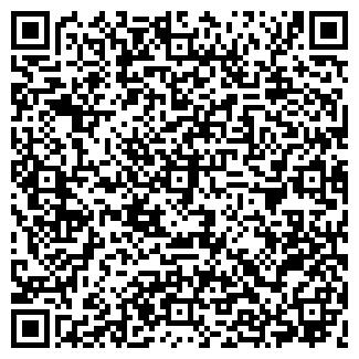 QR-код с контактной информацией организации АКВА,, ОАО