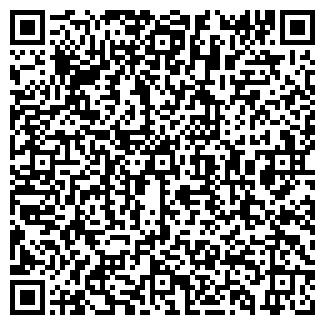 QR-код с контактной информацией организации ЛЕСНОЕ, ОАО