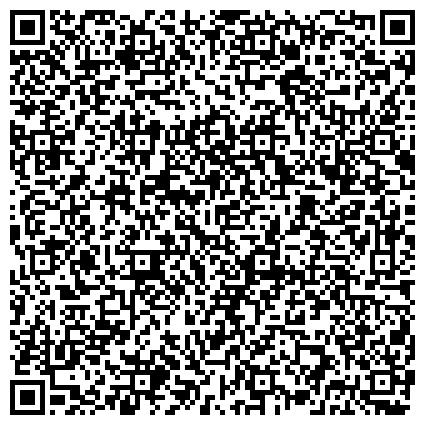 QR-код с контактной информацией организации Территориальный отдел социальной защиты населения, опеки и попечительства