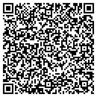 QR-код с контактной информацией организации HOLLYWOOD