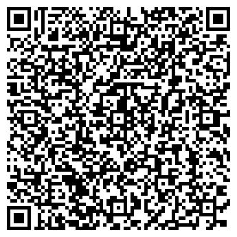 QR-код с контактной информацией организации АЛЬЯНС ФРАНСЕ3, ШКОЛА