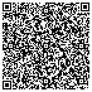 QR-код с контактной информацией организации АНО ОШИ «Дубравушка»