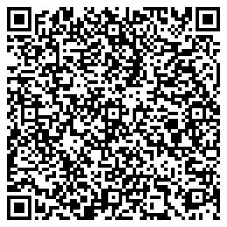 QR-код с контактной информацией организации МЕДАС