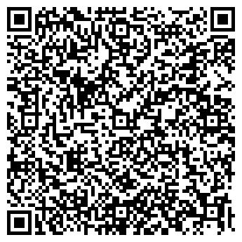 QR-код с контактной информацией организации САЛОН САНТЕХНИКИ