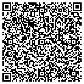 QR-код с контактной информацией организации АКАДЕМИЯ ДЕКОРА ОКНА