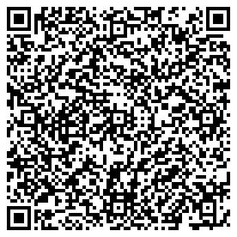 QR-код с контактной информацией организации ТЁПЛЫЕ ОКНА