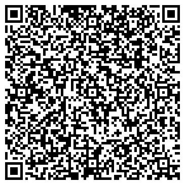 QR-код с контактной информацией организации ТРАНСПОРТНОЕ АГЕНТСТВО ПЕРЕВОЗОК