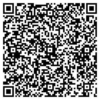 QR-код с контактной информацией организации САЛЮТЫ